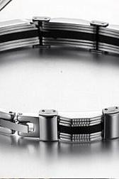 Men's titanium steel bracelet GS627